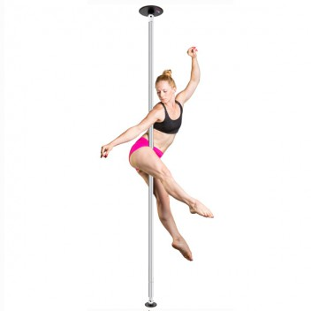 LUPIT POLE -  CLASSIC stainless steel 45mm portable dance pole