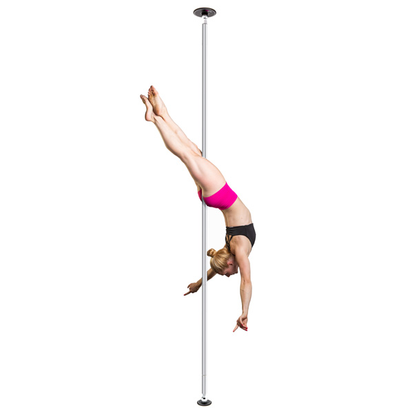 LUPIT POLE -  DIAMOND stainless steel 45mm removable pole